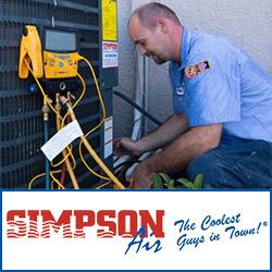 Simpson Air - Heating & AC Repair Brandon, FL