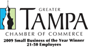 Tampa Chamber of Commerce member