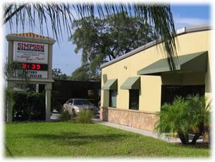 Simpson Air, 12302 North Nebraska Avenue, Tampa, FL 33612