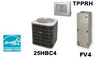 Puron Comfort Heat Pump 14 SEER System