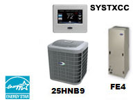 Infinity Series Heat Pump with Two Stage Scroll Compressor - Tampa, FL