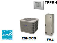 Puron Deluxe Performance Heat Pump 15+ SEER System - Tampa, FL