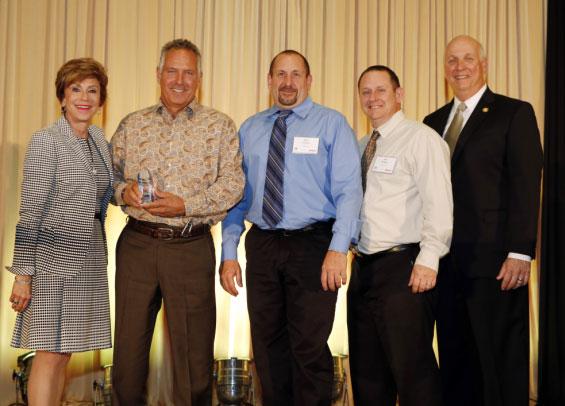 Garry Simpson - USF Fast 56 Award